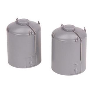 O Cement LCL Containers (2) Multi Colored
