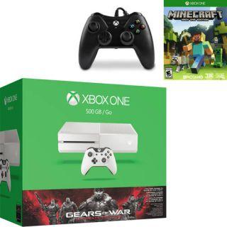 Xbox One Rainbow Six Siege 1TB w/ Bonus Controller and MineCraft Game: Video Game Value Bundles