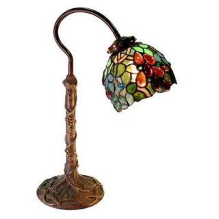 Warehouse of Tiffany Grape Desk Lamp