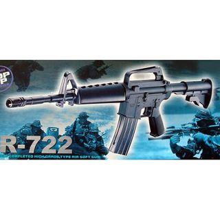 Well MR722 M16 A5 200 FPS Airsoft Gun  ™ Shopping   Big