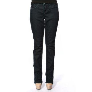 Stitchs Womens Fashion Straight Leg Slim Fit Denim Jeans