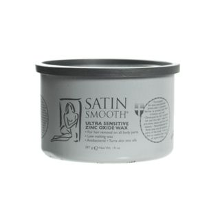 Satin Smooth Ultra Sensitive Zinc Oxide 14 ounce Wax