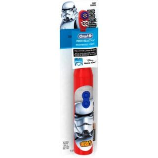Oral B Pro Health Disney Star Wars Battery Toothbrush for Kids