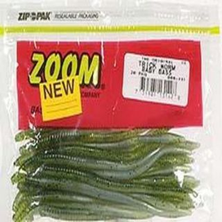 Zoom Trick Worm 20Pk Baby Bass   006 115