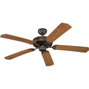 Sea Gull Lighting 15030 782 Quality Max Heirloom Bronze  Ceiling Fans Lighting
