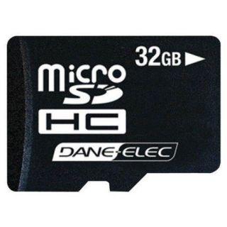 Dane Elec 32 GB MicroSD High Capacity (microSDHC)   1 Card