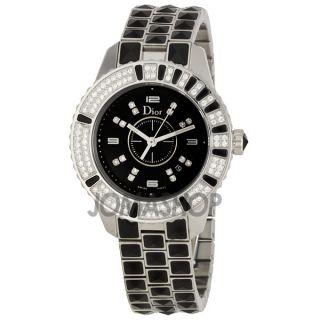 Christian Dior Ladies Diamonds Quartz Watch CD113119M001