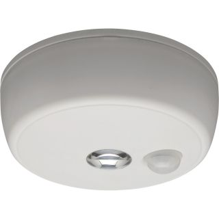 Mr. Beams Wireless Motion-Activated LED Ceiling Light — 100 Lumens, Model# MB980  Indoor   Outdoor Lighting