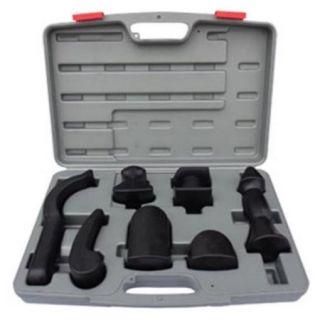 ATD Tools ATD 4007 Rubber Coated Dolly Set