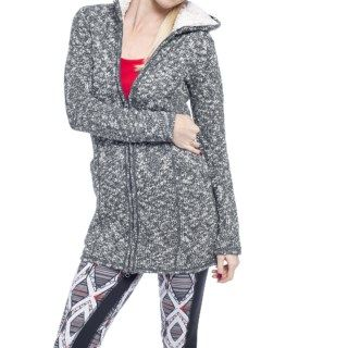 Soybu Laurie Hooded Coat (For Women) 112DT 80