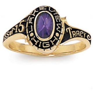 Keepsake Girl's Name Fashion Class Ring