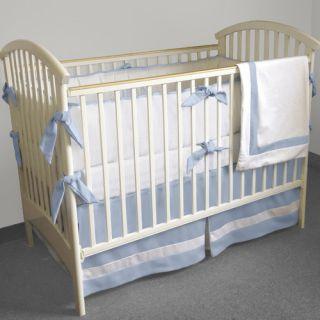 Jake 3 Piece Crib Bedding Set by Bebe Chic