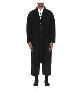 DAMIR DOMA   Copernico wool blend coat
