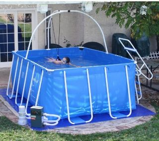 iPool Deluxe Swimming Pool   Swimming Pool Games & Toys