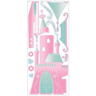 RoomMates Peel & Stick Kids Girls Wall Stickers