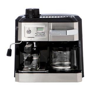 DeLonghi BCO330T Combination Drip Coffee, Cappucino and Espresso