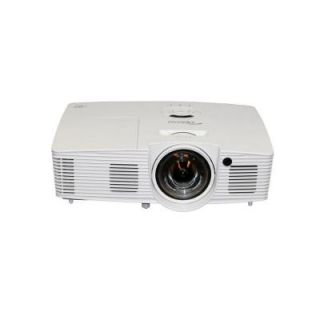 Optoma 1280 x 800 WXGA Full 3D Shirt Throw Projector with 3600 Lumens W316ST