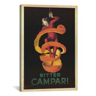 Bitter Campari (Vintage) by Leonetto Cappiello Vintage Advertisement