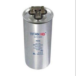 Titan Hd Motor Dual Run Capacitor, PRCFD255A