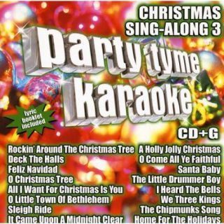 Party Tyme Karaoke: Christmas Sing Along 3