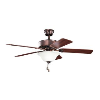 Kichler Lighting Renew Select Collection 50 inch Oil Brushed Bronze