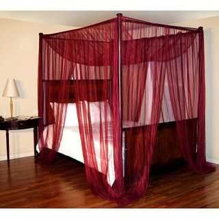 4 Poster Bed Fabric Canopy   6366533