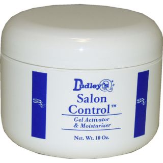 Dudleys Salon Control 10 ounce Gel Activator and Moisturizer
