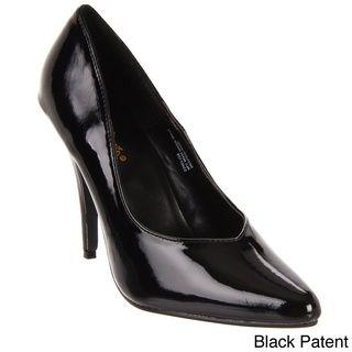 Pleaser SEDUCE 420V Womens 5 inch Heel Pumps