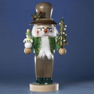 Signed Steinbach Chubby Irish Boy Nutcracker