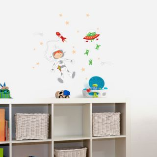 ADZif Piccolo Journey into Space Wall Decal