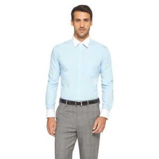 Merona Mens Tailored Fit Dress Shirt