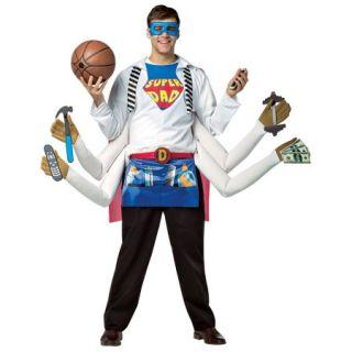 Adult Super Dad Halloween Costume