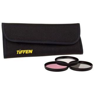 Tiffen 82mm Deluxe Filter Kit 82DFK3