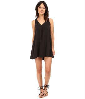 Michael Stars Tencel Tank V Neck Dress w/ Pockets