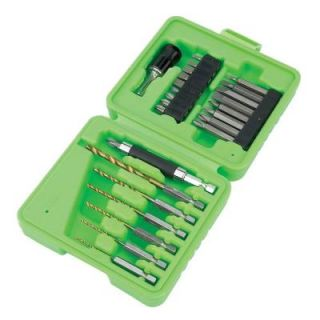 Kawasaki Drill Bit and Screwdriver Bit Set (29 Piece) 840161