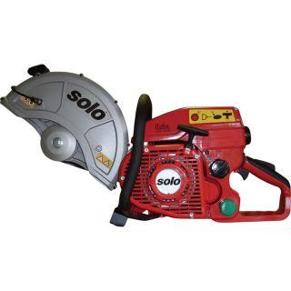 Solo Gas Cutoff Saw with iLube® — 81cc, 14in., Model# 881-14
