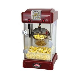 Rock'N Popper 2.5 oz Hot Oil Popcorn Maker Machine