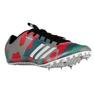 adidas SprintStar   Mens   Track & Field   Shoes   Footwear White/Silver
