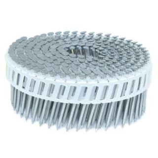 FASCO 1.75 in. x 0.092 in. 15 Degree Ring Stainless Plastic Sheet Coil Siding Nail 800 per Box MP592RSSE8C