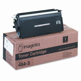 484 5 Remanufactured Toner, 6500 Page Yield by Pitney Bowes