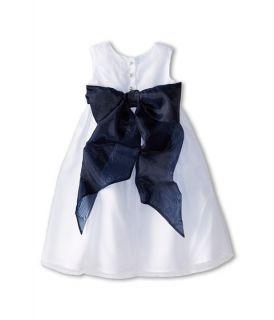 Us Angels Sleeveless Organza Dress (Toddler)