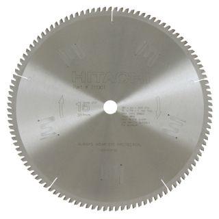 Hitachi 15 in Wet or Dry Standard Circular Saw Blade