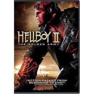 Hellboy II: The Golden Army DVD   Widescreen    Universal Studios