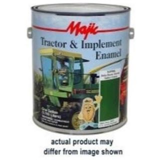 Majic Paints 8 0989 1 Majic Tractor And Implement Enamel, Gallon Red Oxide Primer