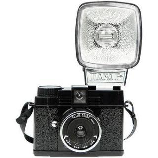 Lomography Diana Mini 35mm Camera with Flash HP550NOIR