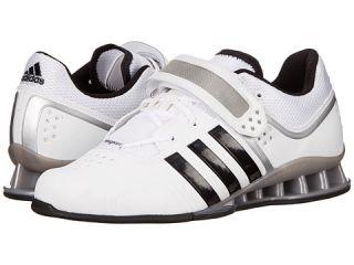adidas adipower Weightlift Core White/Black/Tech Grey Metallic
