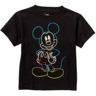 Disney Mickey Baby Toddler Boy Graphic Tee Shirt