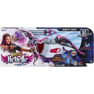 Nerf Rebelle Agent Bow Blaster