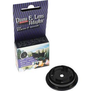 Lomography Diana F+ Nikon SLR Lens Adapter Z700SLRN