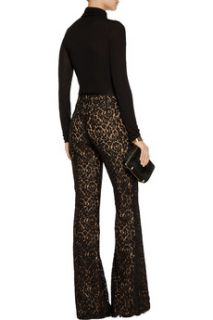 Lace tapered pants  Michael Kors Collection
